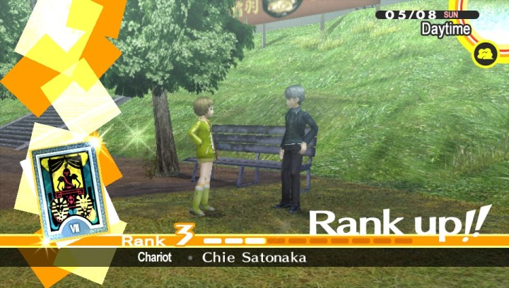 chie social link